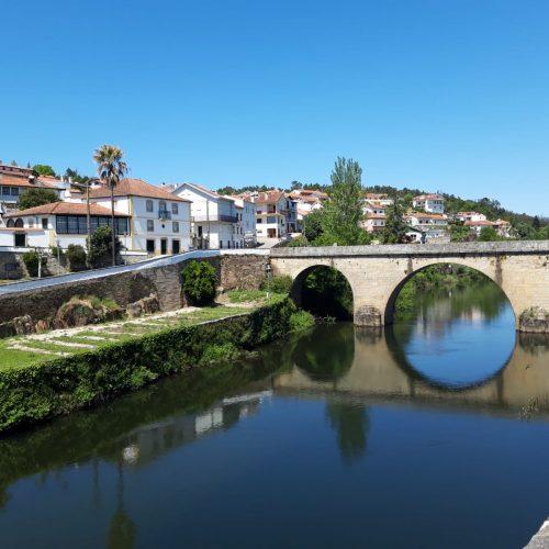 Romeinse brug in Coja